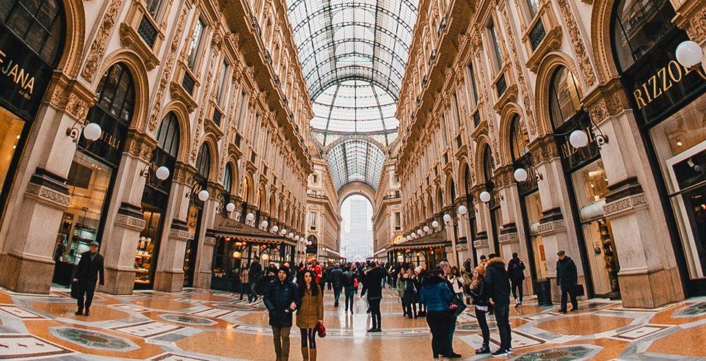 main italian language milan italy
